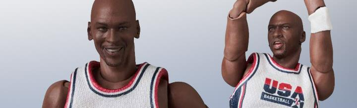 Michael Jordan (1992 Team USA) MAFEX