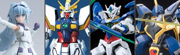 Huge Gundam Restock! Find Kits, Figures, Accessories & More!