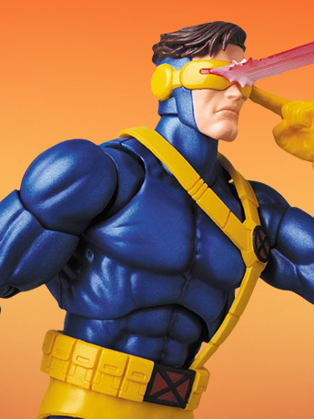 In Stock: Marvel MAFEX No.099 Cyclops