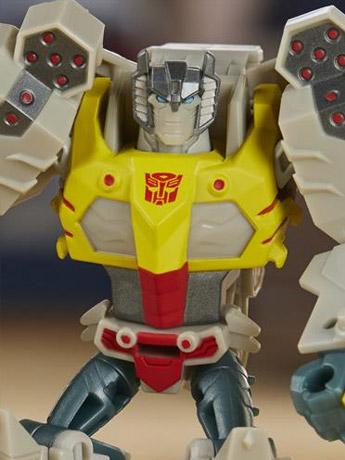 Transformers: Bumblebee Cyberverse Adventures