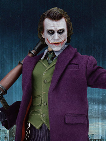 The Dark Knight 8ction Heroes The Joker