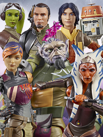 Star Wars Rebels: The Black Series