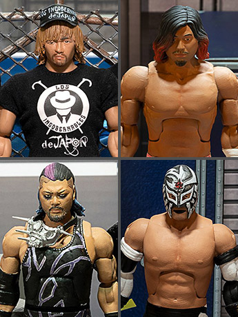New Japan Pro-Wrestling Ultimates Wave 2