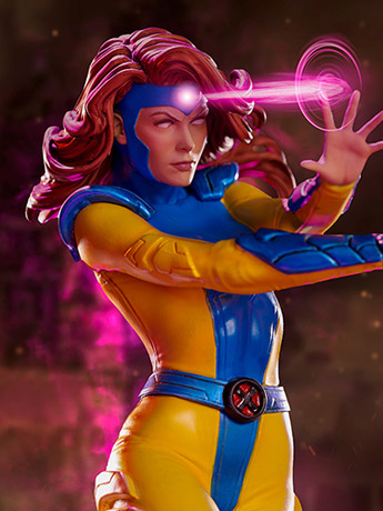 X-Men Battle Diorama Series Jean Grey 1/10 Art Scale Statue