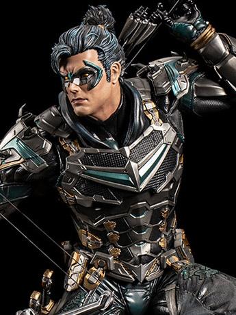 XM Studios: DC Samurai Series Nightwing