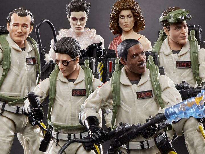 In Stock: Ghostbusters Plasma Series