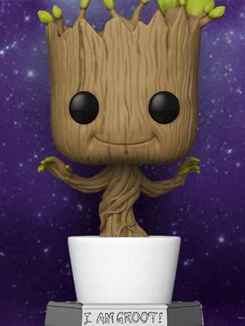 "Pop! Marvel 18"" Groot"