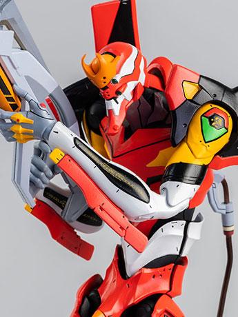 Evangelion ROBO-DOU Production Model-02 Figure