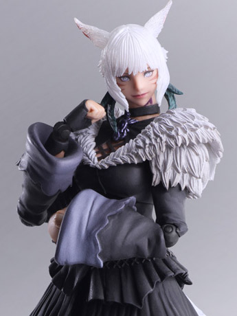Final Fantasy XIV Bring Arts Y'shtola