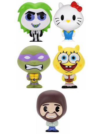 Bhunny Limited Edition Stylized Figures