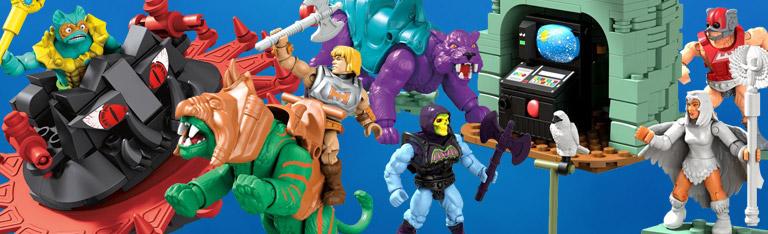 Masters of the Universe Mega Construx