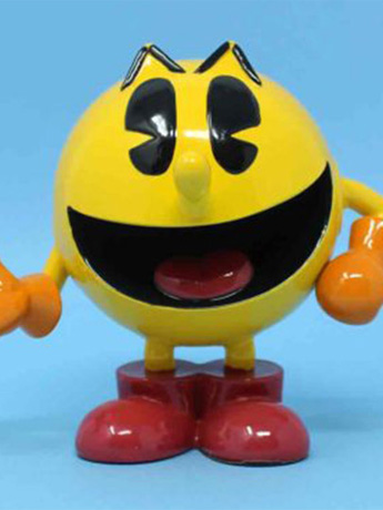 Pac-Man & Bomberman Figures