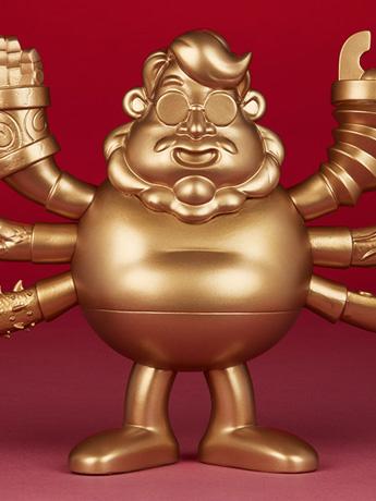 Guru del Toro: Maestro of Monsters