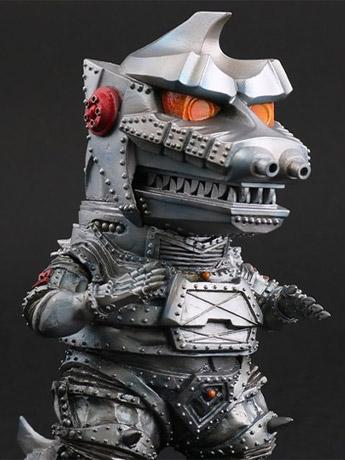 Godzilla vs. Mechagodzilla DefoReal Mechagodzilla