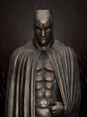 Master Craft The Dark Knight Memorial Statue