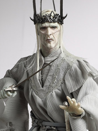 LOTR Twilight Witch-King 1/6 Scale Figure