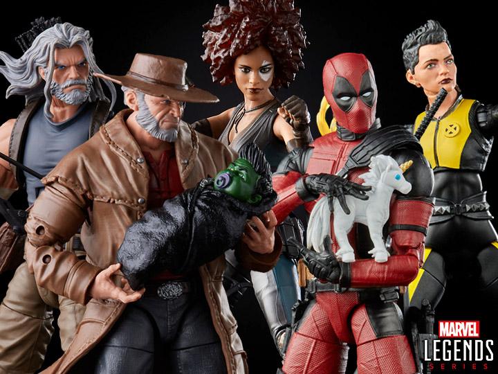 X-Men 20th Anniversary Marvel Legends