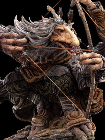 The Dark Crystal: urVa the Archer Mystic