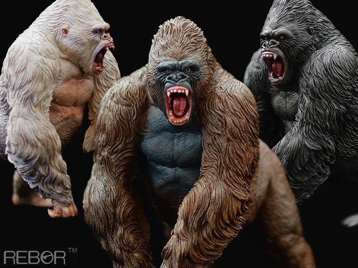 "Rebor Alpha Male Mountain Gorilla ""Gorilla Z"""