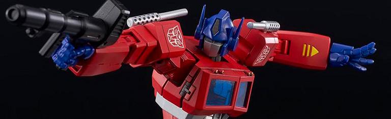 In Stock: Transformers Furai 12 Optimus Prime (G1 Ver.) Model Kit
