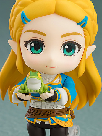 The Legend of Zelda: Breath of the Wild Nendoroid No.1212 Zelda