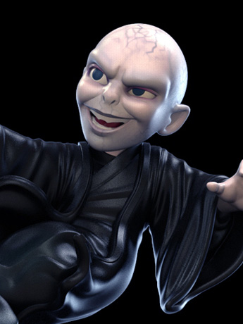 In Stock: Harry Potter Q-Fig Voldemort
