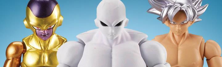 Dragon Ball Evolve Figures