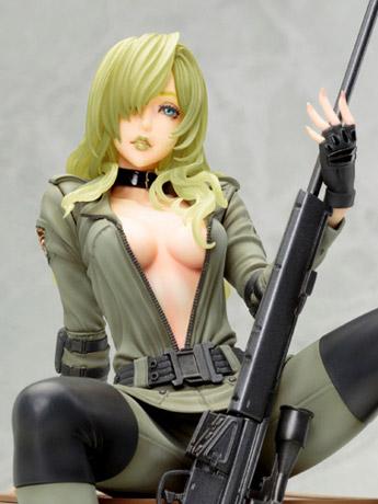 Metal Gear Solid Bishoujo Sniper Wolf (Reissue)