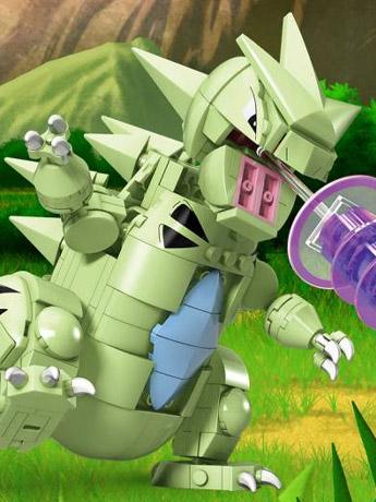 Pokemon Mega Construx Tyranitar