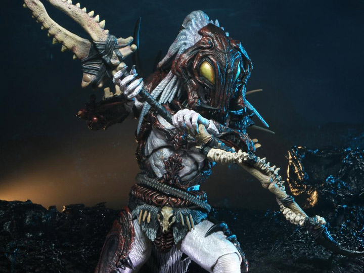 Predator Ultimate Alpha Predator 100th Edition Figure