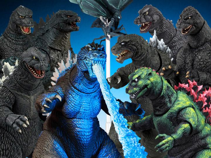 NECA Godzilla Restock!