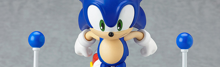 In Stock: Sonic The Hedgehog Nendoroid