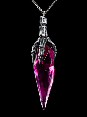 In Stock: Dark Crystal: AoR Crystal Necklace Replica