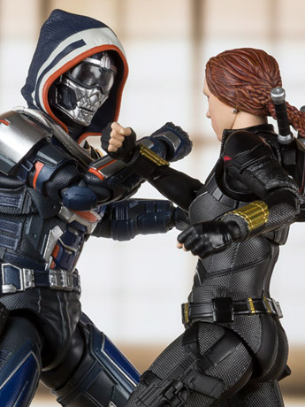 Black Widow S.H.Figuarts