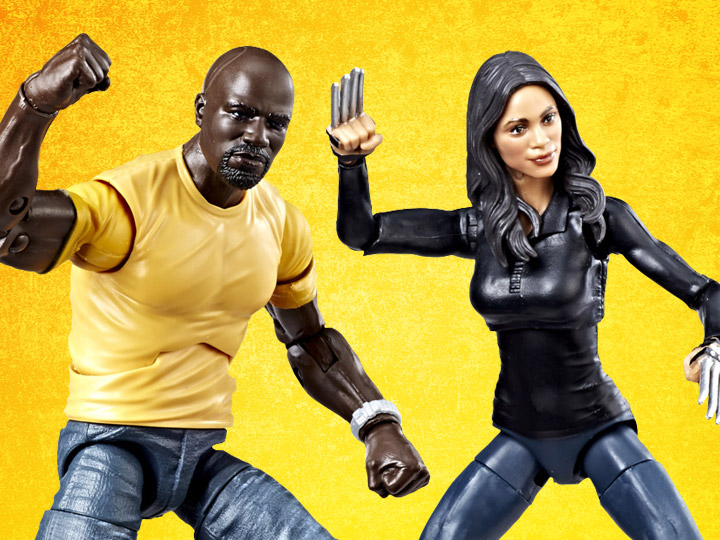 $24.99 Luke Cage Marvel Legends Two-Pack