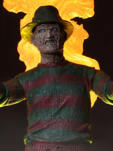 In Stock: ANOES Part 2 Ultimate Freddy Krueger Figure