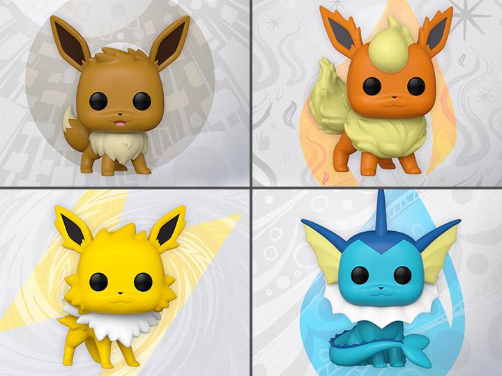 Pop! Pokemon
