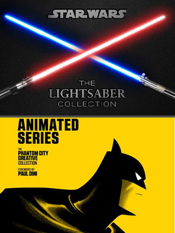 Books: Star Wars & Batman TAS