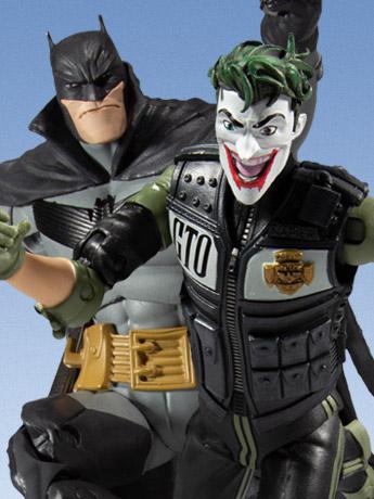 In Stock: DC Multiverse Batman: White Knight