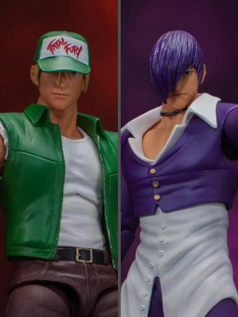 King of Fighters '98 1/12 Scale Exclusives