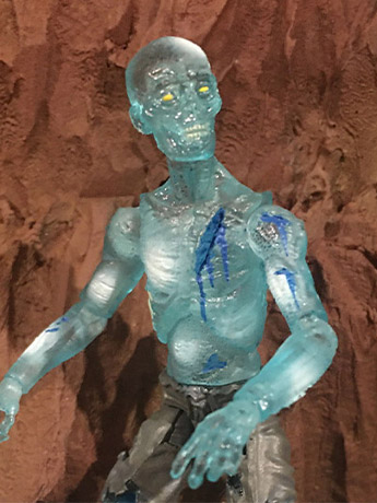 Vitruvian H.A.C.K.S. Series Z Cryo Zombie BBTS Shared Exclusive