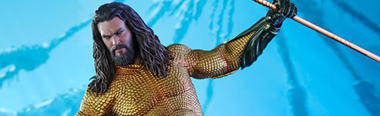 Hot Toys Aquaman 1/6 Scale Collectible Figure