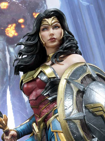 Prime 1: Injustice 2 Wonder Woman
