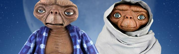 E.T. 30th Anniversary Series 2 Figures