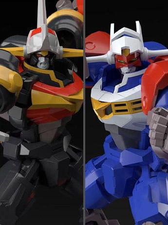 Gear Fighter Dendoh Super Mini-Pla