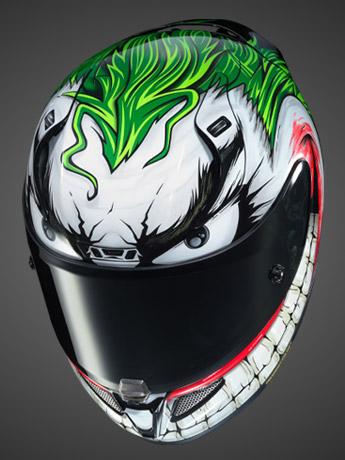 DC Comics RPHA Pro Joker Helmet