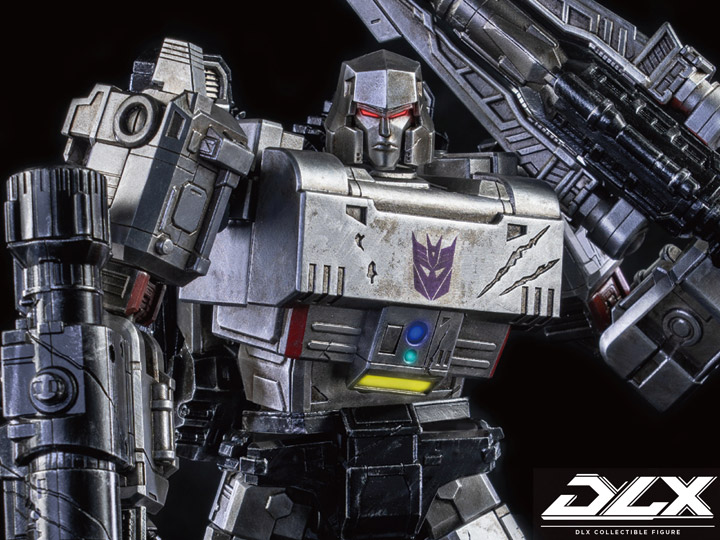 Transformers: War for Cybertron Trilogy DLX Scale Collectible Series Megatron