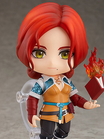 New Nendoroid:  Witcher, My Hero, Apex Legends