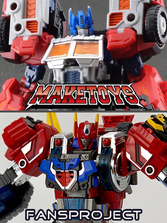 MakeToys & FansProject Sale & Restock!