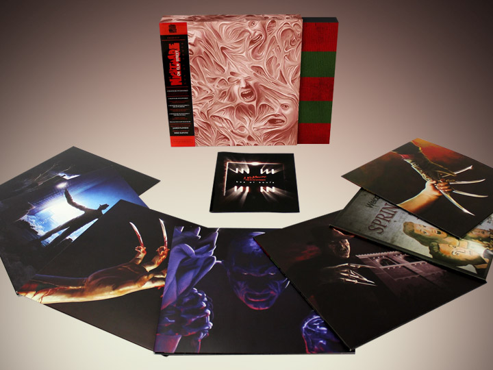 Vinyl LP: Nightmare on Elm Street Box of Souls